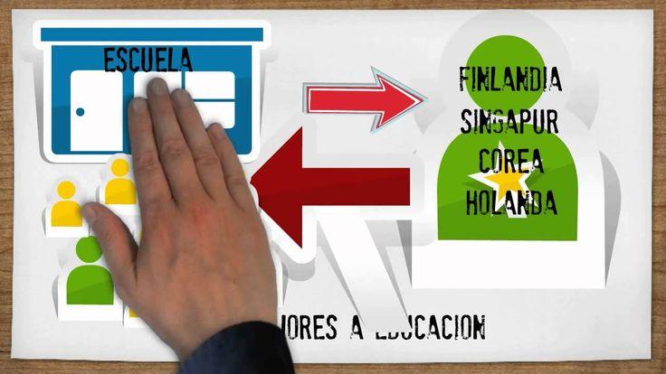 Por qué decimos 'Chile necesita grandes profesores'