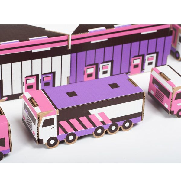 My Sweet Muffin - Paper Town, Pink