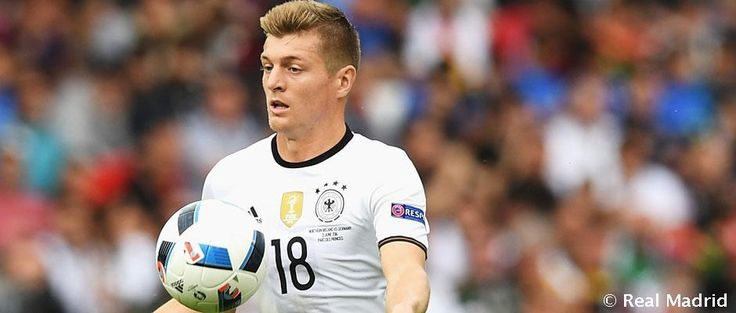 Kroos played the full game in Germany's win over Northern Ireland.