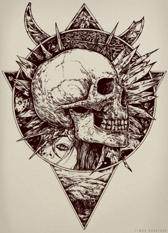El arte de la Muerte - Taringa!
