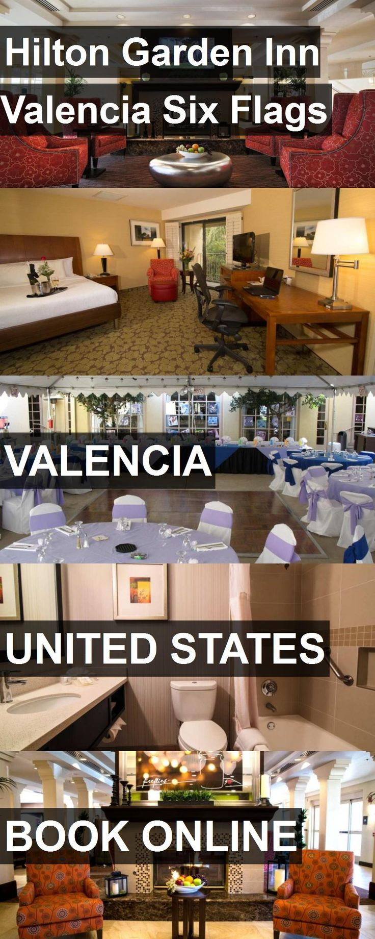 Hotel Hilton Garden Inn Valencia Six Flags in Valencia, United States. For more information, photos, reviews and best prices please follow the link. #UnitedStates #Valencia #travel #vacation #hotel