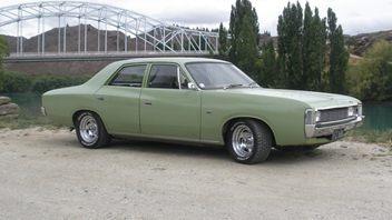 Chrysler Valiant Ranger 1972 **