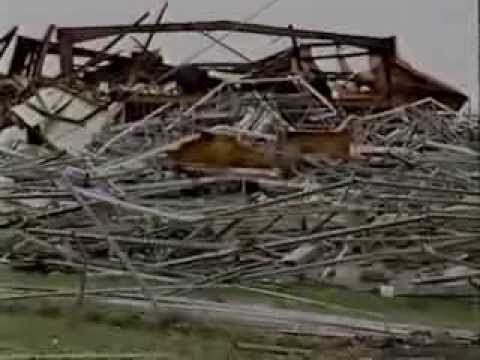 Hurricane Andrew: As It Happened