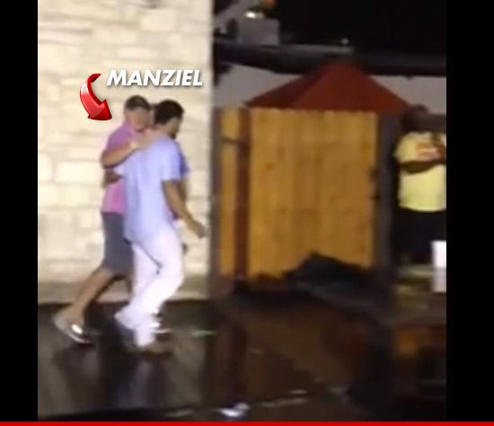 Frat to Johnny Manziel -- You're TOO YOUNG to Booze Here..Youngest Heisman Trophy Winner Ever..Booted From Frat Party!
