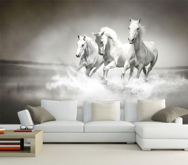Die besten 25+ Fototapete pferd Ideen auf Pinterest Pferdefotos