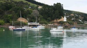 Cruising with the locals in Akaroa, it is our pleasure