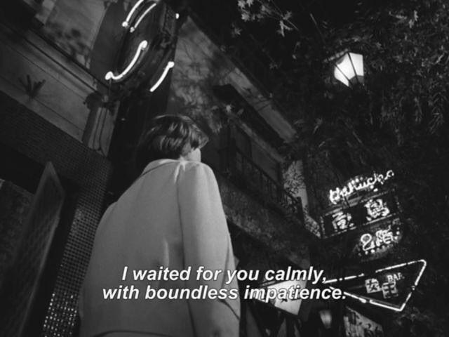 "#differFilm! ""Hiroshima mon amour"". directed by Alain Resnais, 1959."