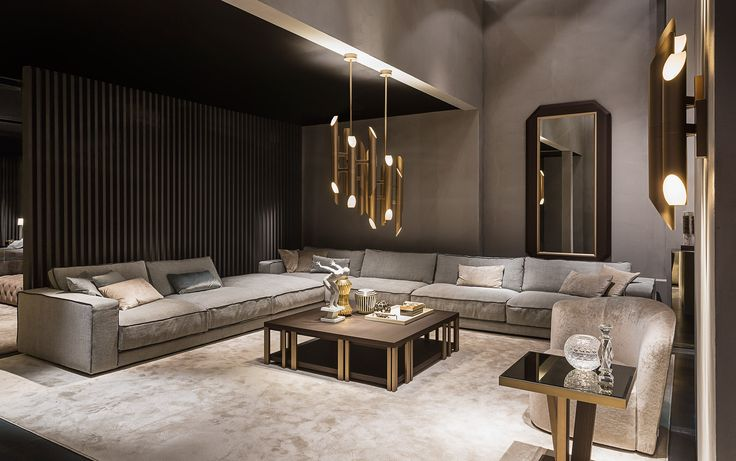 Casamilano presents SUITE sofa by Paola Navone, elegance and comfort at the same time.