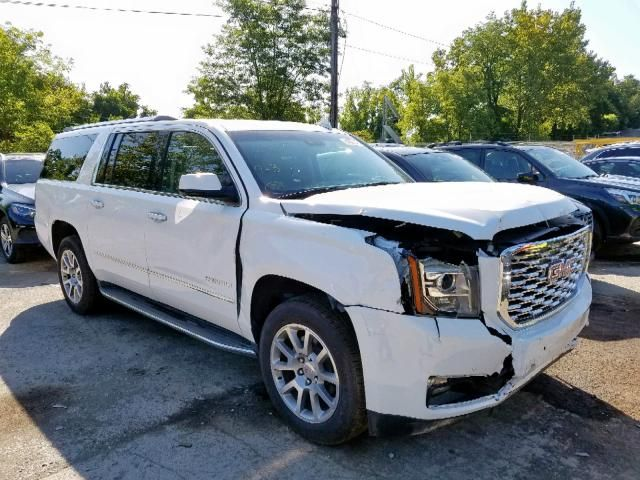 Salvage 2019 Gmc Yukon For Sale In New Jersey Gmc Yukon Suv For
