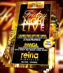 Image result for british night club advertisement posters