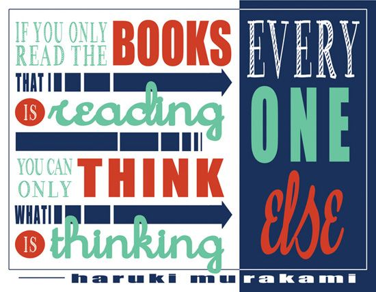 Quoted // All Lit Up // August 5, 2014: Something a little different booklist