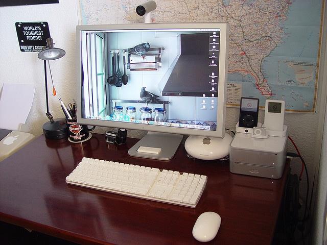Cool Office Setup