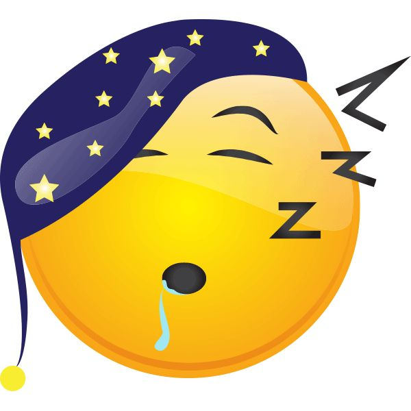 Sleep Smiley | Dormir, Smileys et Yeux