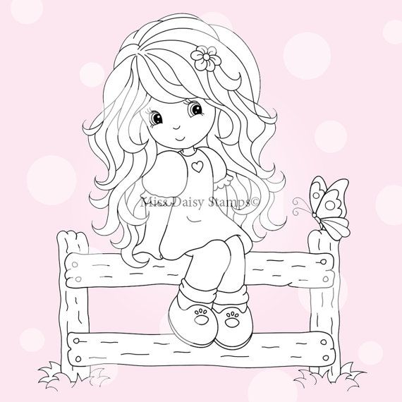 139 Best Images About Dolls On Pinterest Coloring Pages