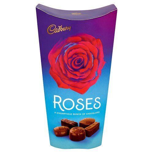 Cadbury Roses Large Box Cadbury Roses Chocolate Cadbury