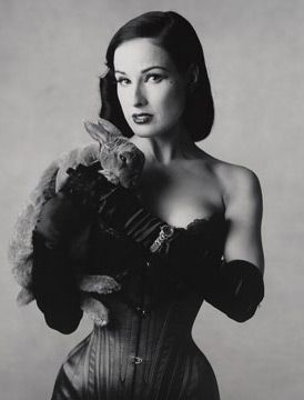 Dita, I heart you more than Gaga.  xoxo