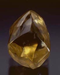 "The ""Sunshine"" Diamond from Crater of Diamonds State Park, Murfreesboro, Arkansas; 5.47 carats"