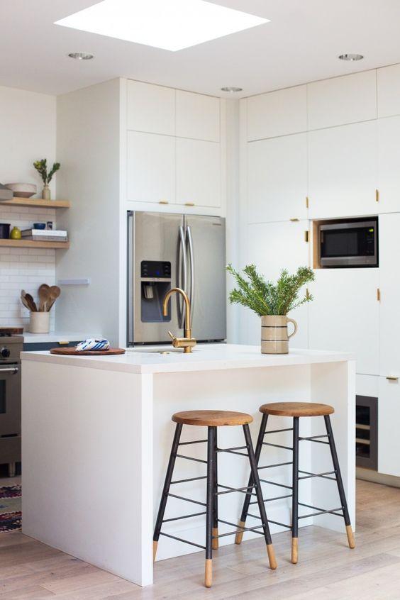18 best ILOT CENTRAL CUISINE images on Pinterest Cottage kitchens