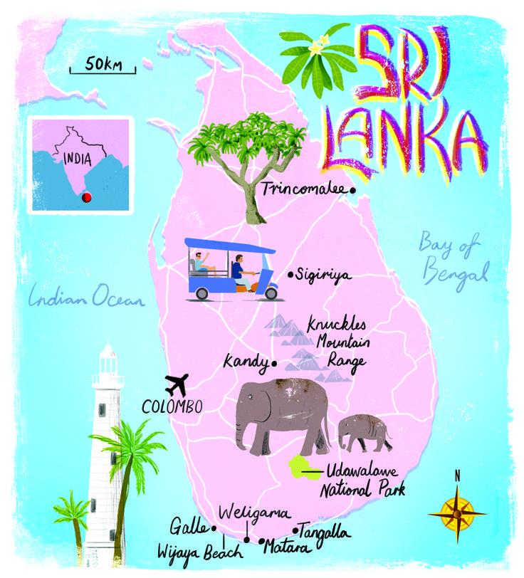 Gender inequality in Sri Lanka