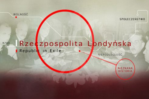"""To mark the 75th anniversary of the Polish Government-in-Exile's relocation to London and the 25th anniversary of the conclusion of its activities, the Polish Embassy in London has initiated a promotional and educational campaign under the title """"Republic in Exile / Rzeczpospolita Londyńska""""."""