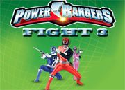 Power Ranger Fight 3
