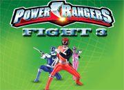 Power Ranger Fight 3
