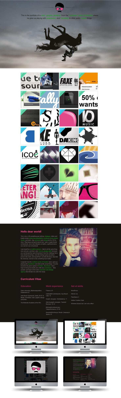Personal portfolio of Mikael Arvidsson by M-arvidsson.deviantart.com on @deviantART