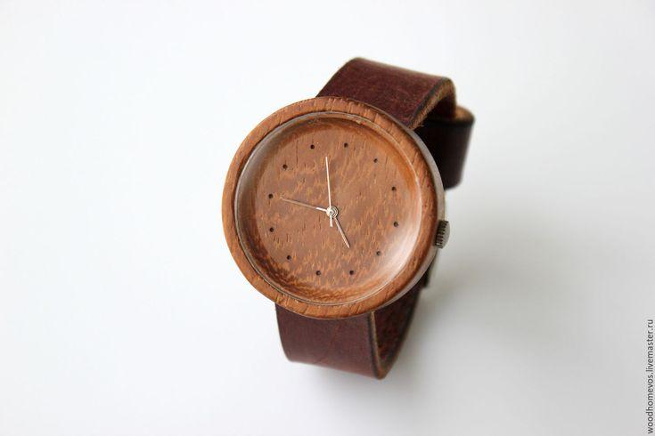 Купить Наручные часы из дерева (эбен) - эбен, наручные часы, наручные часы в подарок