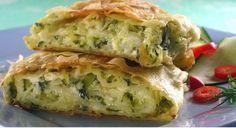 Μια συνταγή για μια υπέροχο μυρωδάτη κολοκυθόπιτα με τυρί φέτα. Πίτα...ένα να αγαπημένο, πατροπαράδοτο ελληνικό πιάτο, από το olivetomato.com, (photo) που