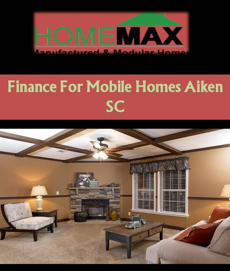 Financing is common need in the mobile home world. We've teamed with a variety of trusted lenders who are standing by to help you. In order to get best Finance For Mobile Homes Aiken SC, visit our website: http://www.homemaxsc.com/