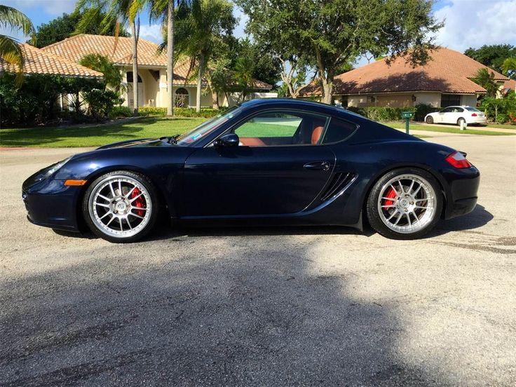 For Sale 2007 Porsche Cayman S Midnight Blue / Terrac... | Panjo