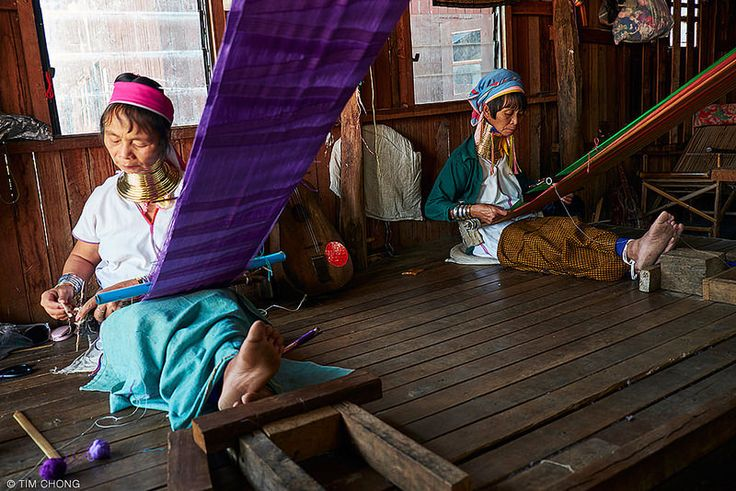 Padaung Women by oeyvind on Flickr -