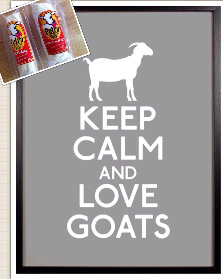 Ama los productos de #cabra #artesanales bien hechos que cuidan tu salud. Viva la agricultura familiar.