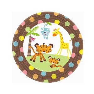 Fisher Price Baby Dessert Plates