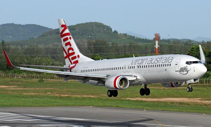 Virgin Australia Boeing 737-8FE (VH-YIB)