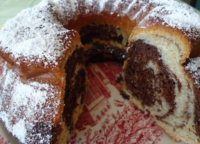 Martinas Kochküche: Double Cocos Marmorkuchen