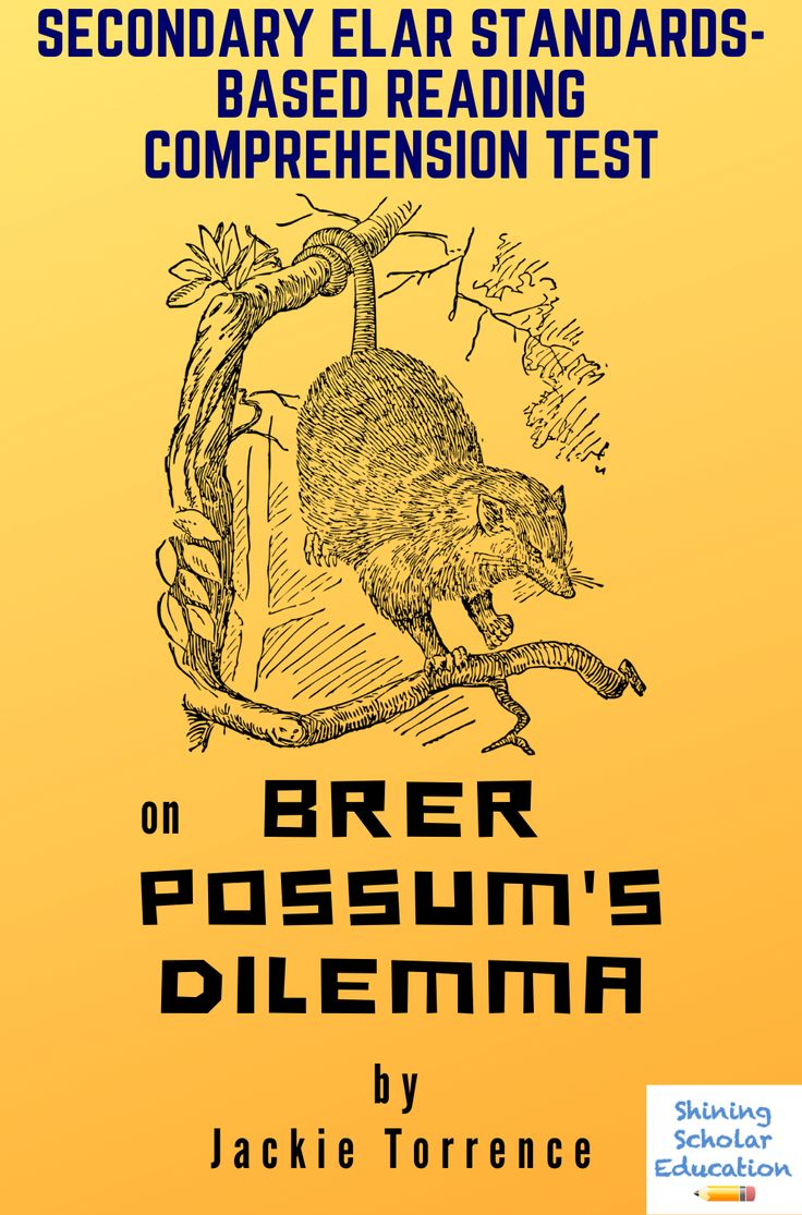 Brer Possum S Dilemma Short Story By Jackie Torrence Reading Test [ 1115 x 736 Pixel ]