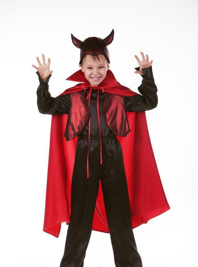 Boys Halloween Vampire costume Boys Dracula costume with horns halloween kid costume boy Vampire costume kid Vampire costume boy halloween by SoCharmingCraft on Etsy