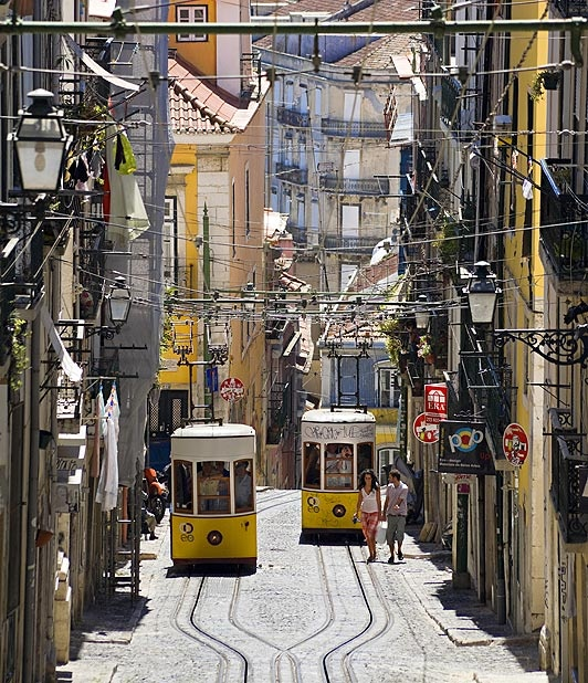 Lis is more - A tale of two city breaks - A Guide to Lisbon, Portugal as a couple or family | by David Whitley, @TheSunNewspaper The Sun #portugal | WITH or without kids, city breaks are THE best way to pack the most activity into the shortest time.  Here are DAVID WHITLEY's tips on how to make the most of Portugal's capital LISBON as a couple or a family.
