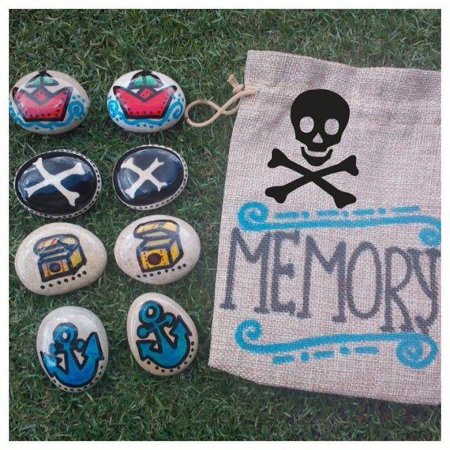 Memory pirata.