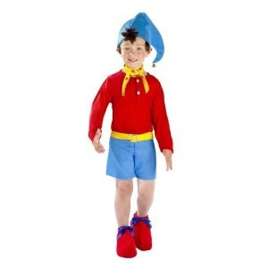 noddy costume toddler ages 1-3