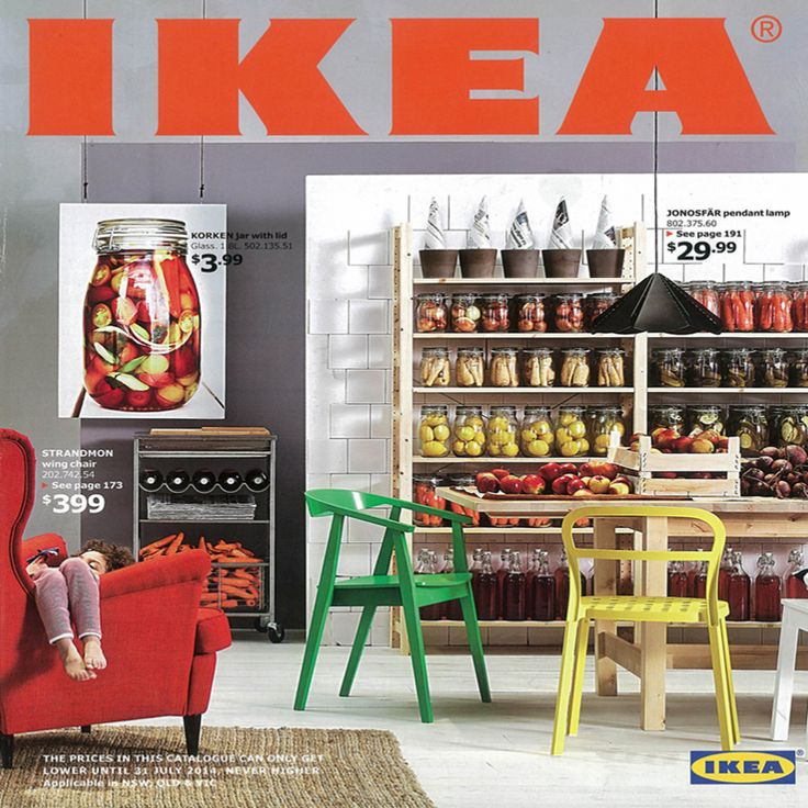 17 Best Images About Ikea Catalogue Covers On Pinterest