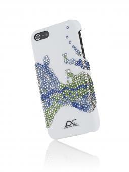 Smartphone cases: Mit SWAROVSKI ELEMENTS handveredelt, designed for iPhone 5 , Schutzfolie fürs Display incl. , schmutzabweisend für 75,99 €  bei http://www.diamond-cover.de/