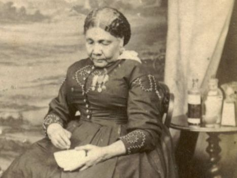 Mary Seacole was a Jamaican nurse who risked her own life to treat the wounded in the Crimean War. As Mary was black, Florence Nightingale turned her away several times, so she set up her own 'British Hotel'  and worked round the clock to nurse the soldiers.  Often she would go out into the field to treat them too.  A remarkable woman who is, at last, getting some recognition for her hard and dangerous work.