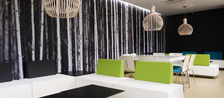 LEMAYMICHAUD | INTERIOR DESIGN | ARCHITECTURE | QUEBEC | OFFICES | Centre d'encodage Desjardins