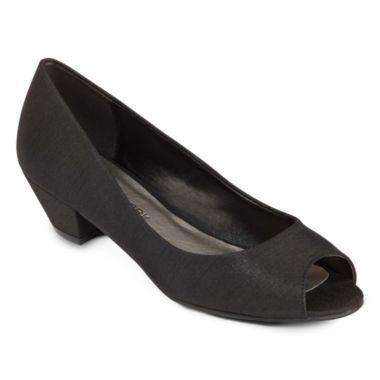 ffe8be29197 Peep Toe Shoes  Jcpenney Peep Toe Shoes