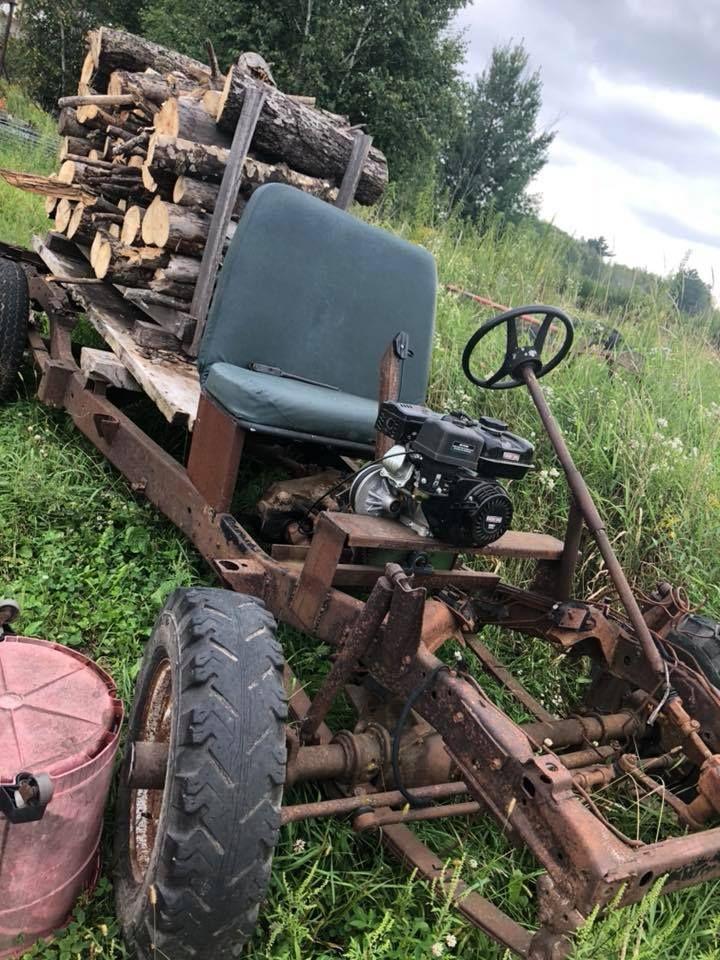 самодельные трактора перевозка леса и пашут фото них воздух пропитан