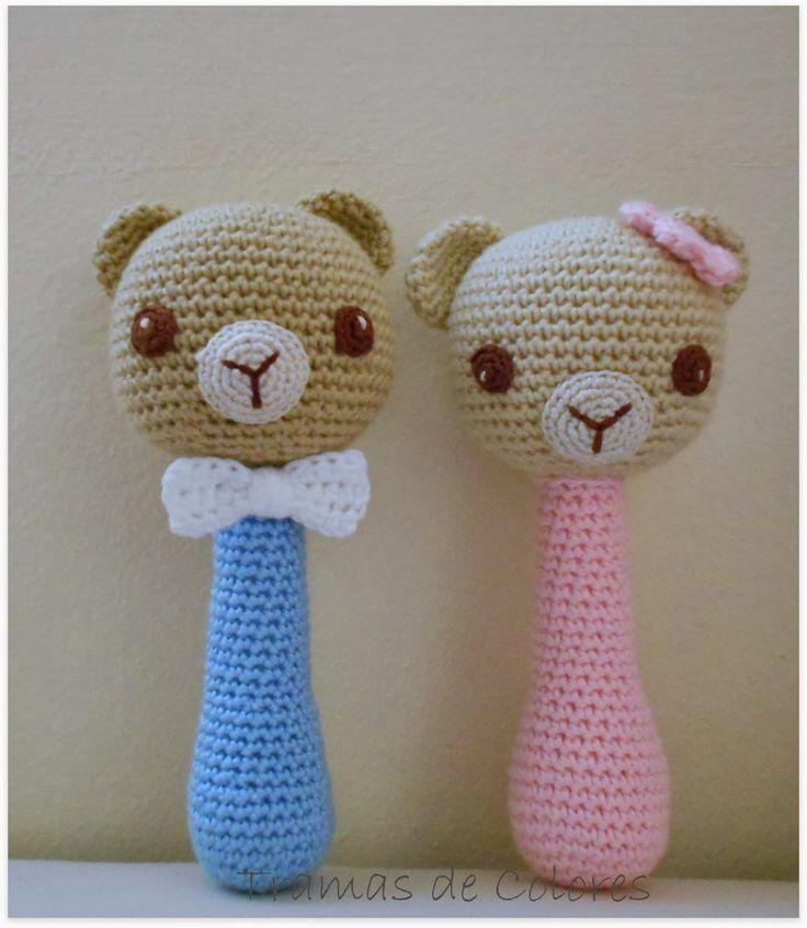 Parejita+sonajeros+ositos+crochet.JPG (1389×1600)