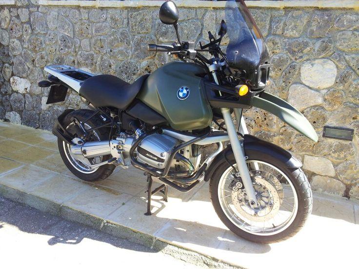 My gs850