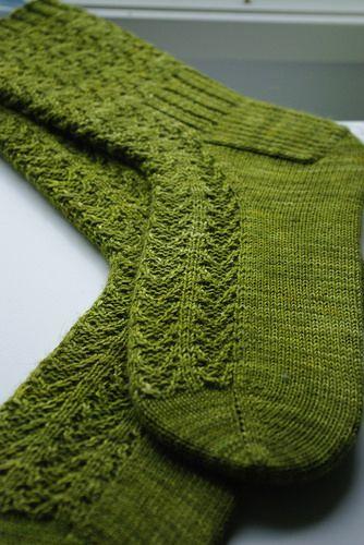 Vuorela sock pattern by Sanna Hyvönen / Sudrana.